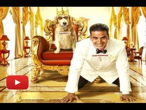 It's Entertainment - Official Hindi Film Trailer OUT Review 2014 - Akshay Kumar, Tamannaah Bhatia