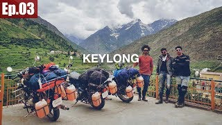 Video Manali to Keylong | Rohtang Pass || Ladakh Trip 2017 ~Ep.03 MP3, 3GP, MP4, WEBM, AVI, FLV Oktober 2017