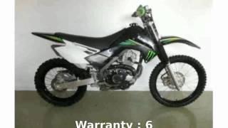 4. 2009 Kawasaki KLX 140L - Specs - motosheets