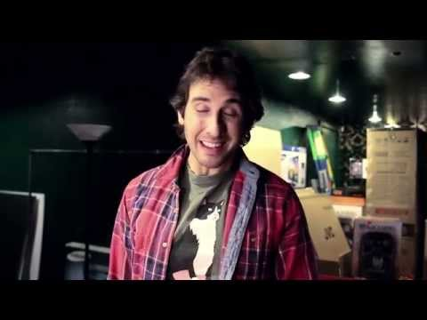 Josh Groban - Behind The Scenes At The Stages Photoshoot [EXTRAS]