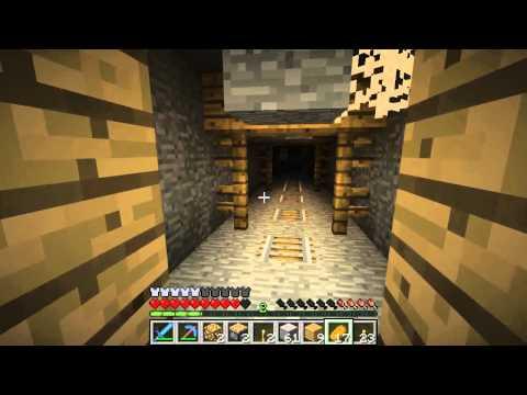 Minehack Эпизод 11: Разбит