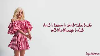 Video Bebe Rexha - Gone (Lyrics) MP3, 3GP, MP4, WEBM, AVI, FLV Maret 2018