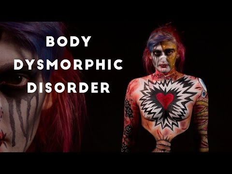 Jodie Broadley, 26, from Sheffield, wants to show how serious Body Dysmorphic Disorder (BDD) is.