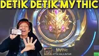 Video DETIK DETIK MYTHIC ATTA! Nekad Solo Rank! MP3, 3GP, MP4, WEBM, AVI, FLV April 2019