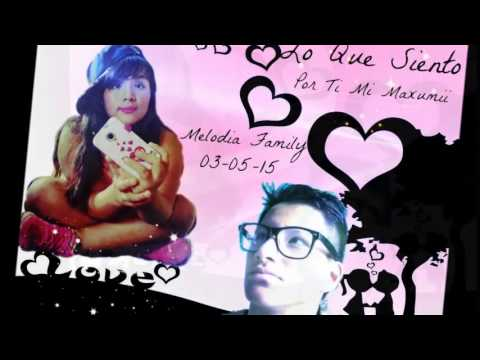 Lo que Siento Por Ti Maxumi Thu gatom Mc - rap romantico (видео)