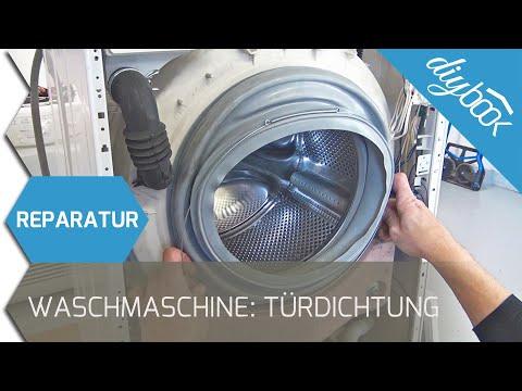 Bauknecht Waschmaschine: Türdichtung wechseln