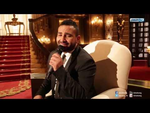 """أحمد سعد يغني """"3 سلامات"""" لمحمد قنديل"""