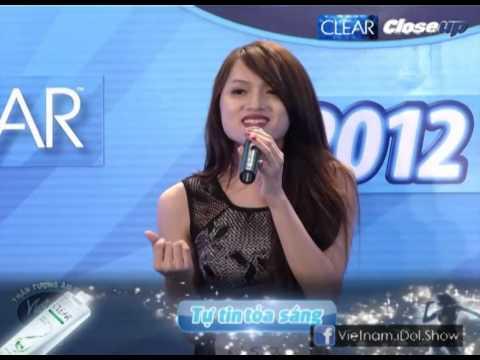 [Top 60 Vietnam Idol 2012] Nguyễn Hương Giang – Xích Lô