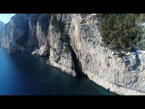 Οι περιοχές που κινδυνεύουν από την άνοδο της στάθμης της Μεσογείου…