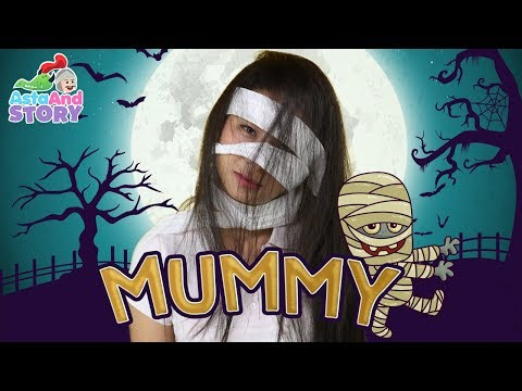 Bertemu Mummy! - Asta And Story