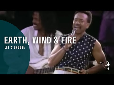 Earth, Wind & Fire - Let's Groove