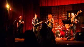 Kapela Nuklear - Tohle je ráj cover LIVE