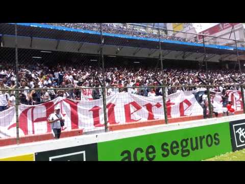 Liga Deportiva Universitaria 0 vs emelec 0 (Mix de Barras) - Muerte Blanca - LDU