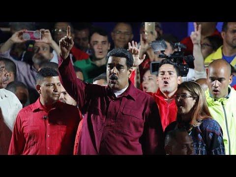 Βενεζουέλα: Συντριπτική νίκη Μαδούρο-Αμφισβητεί το αποτέλεσμα η αντιπολίτευση…