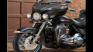 7. 2019 Harley Davidson Tri Glide Ultra Specs