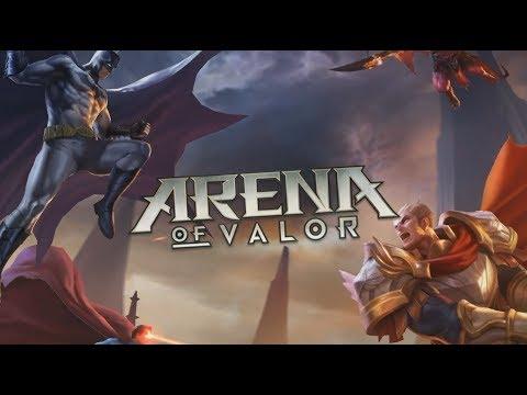 Arena Of Valor - Najlepsza MOBA na Telefon ?!