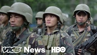 VICE reports on the intensifying battle between ISIS-linked militants and Philippine armed forces in Marawi. Plus, an interview with ...