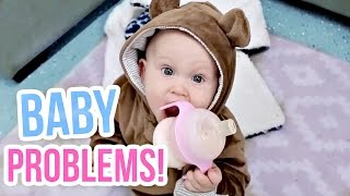 SHE CAN'T FIGURE IT OUT! #BABYPROBLEMS by Aspyn + Parker