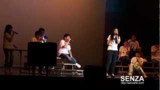 我歌...故我在 (無伴奏合唱版本)_Senza A Cappella 唱到《聲沙》演唱會 2012