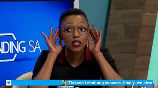 Video Trending SA 02 August 2018 #TSAon3 Segment 3: Worth  a Follow with Lebohang Tlokana MP3, 3GP, MP4, WEBM, AVI, FLV Agustus 2018