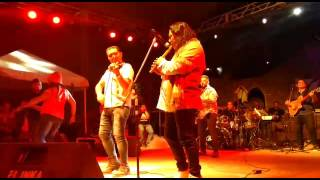 Marcos Maza y Sergio Galleguillo volvieron a tocar juntos (vídeo)