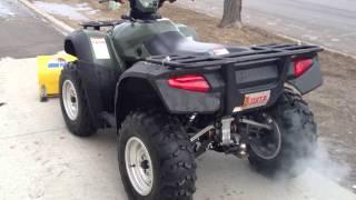 9. 2005 Honda Rincon 650