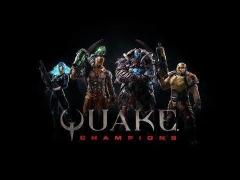 Quake Champions - Возвращение Легенды