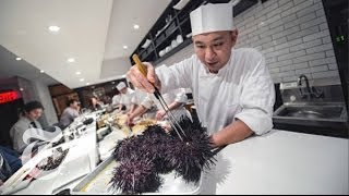 Nonton Chef Nakazawa From  Jiro Dreams Of Sushi  Movie Has His Own Restaurant Now   The New York Times Film Subtitle Indonesia Streaming Movie Download