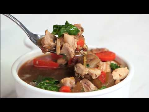 Slow Cooker Chicken, Bacon, And Potato Soup | Cooking Light