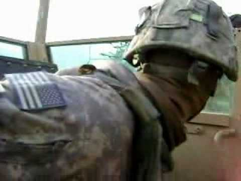 A Real-Life Firefight in Afghanistan