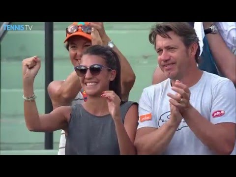 Miami Open Highlights:  Day 10