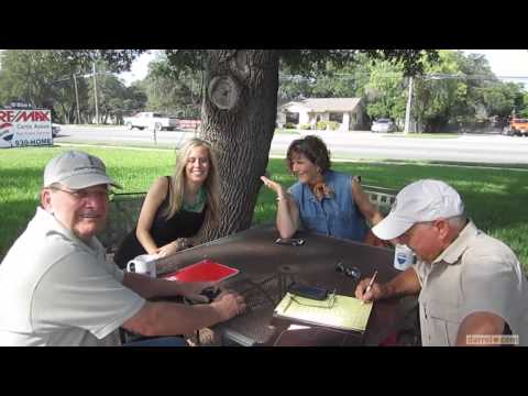 wallysquadin – Outdoor Meeting Room in Georgetown TX