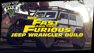 Nonton FURIOUS 7 JEEP WRANGLER CUSTOM CAR BUILD TUTORIAL: GTA 5 ONLINE (MESA) Film Subtitle Indonesia Streaming Movie Download