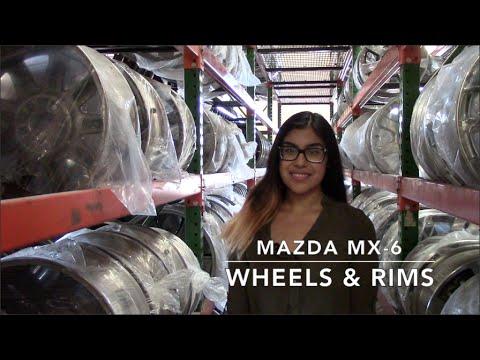 Factory Original Mazda MX-6 Wheels & Mazda MX-6 Rims – OriginalWheels.com