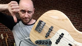 Video Why you SHOULDN'T play a 5 string bass... MP3, 3GP, MP4, WEBM, AVI, FLV November 2018