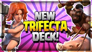 Ultimate New Hog Rider Trifecta Deck with No Legendary Cards! Pushing to Top 200 Canada with this No Legendary Hog Trifecta Deck! Hog Rider Trifecta for Legendary Arena 11, Hog Mountain Arena 10, Jungle Arena 9 and Grand / Classic Challenges.~~~Free Gems: http://mistplay.co/shane ~~ Invite Code: ShaneWhat do you guys think is the best hog rider deck? let me know in the comments!Click here to Subscribe: http://www.youtube.com/channel/UCTsFqvFocRsP6YmdzPdHwCw?sub_confirmation=1Follow me on Twitter: https://twitter.com/CLASHwith_SHANEJOIN MY CLANS:Clan 1: CHILLwithSHANEClan 2: CLANwithSHANEIf you enjoyed the video, please like and subscribe. New Clash Royale Content every day!Clash Royale  Clash Royal Gameplay & Strategy  Clash Royale Tips Tricks GuidesIntro Music: Jetta - I'd Love to Change the World (Matstubs Remix)Outro Music: Hey Now by MK2Thanks for watching! Have an awesome day!