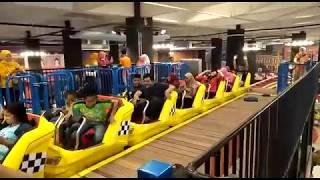 Video Transmart Jember   Crazy Indian Taxi Roller Coaster   Wahana Keren Seru di Transtudio MP3, 3GP, MP4, WEBM, AVI, FLV Januari 2019