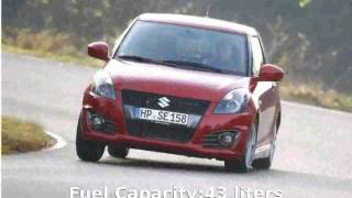 5. 2005 Suzuki Swift Sport Automatic Specs & Walkaround - freyalados