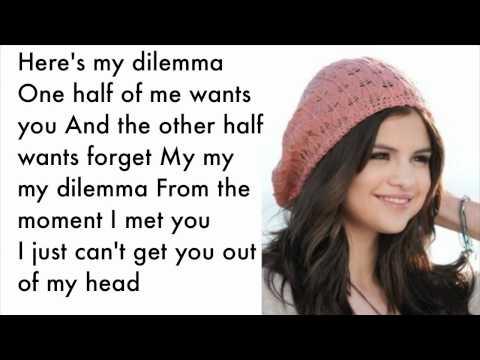 Video My Dilemma - Selena Gomez - Lyrics download in MP3, 3GP, MP4, WEBM, AVI, FLV January 2017