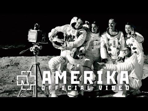 Rammstein - Amerika (Official Video) видео