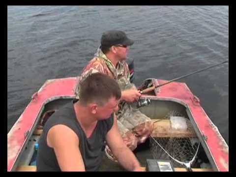 крутая рыбалка в с сибири
