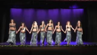 Actuación DANZENTIR DANCE GROUP