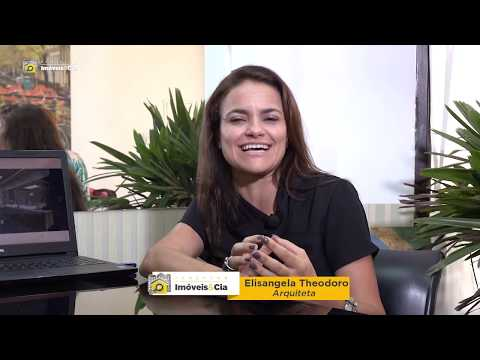 ELISÂNGELA THEODORO programa IMÓVEIS & CIA bloco2