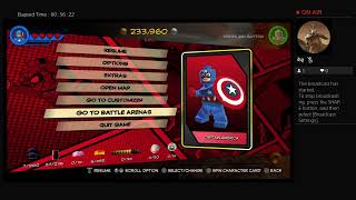 Lego marvel super heros 2