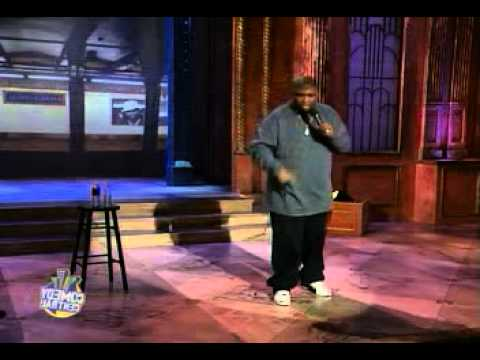 Patrice O'Neal - Typical White Guy Crimes