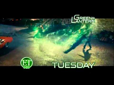 Green Lantern (Sneak Preview)