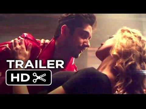 Dr. Cabbie Official US Release Trailer (2014) - Vinay Virmani, Adrianne Palicki Movie HD