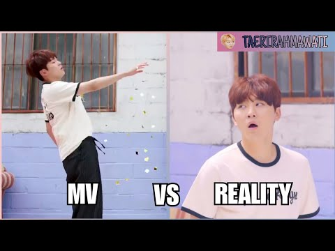 SEVENTEEN MV VS REALITY видео