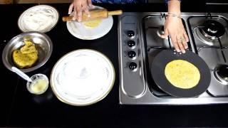 Video Missi Roti Recipe - Rajathani Misi Roti recipe MP3, 3GP, MP4, WEBM, AVI, FLV Juli 2018