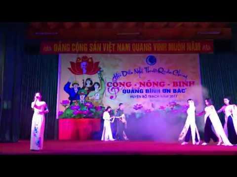 Hát múa: Đất mẹ ngày về